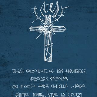 Cruz del Apostolado / Cross of the Apostolate