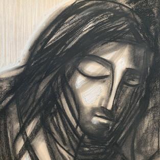 Jesús en el huerto / Jesus at Getsemani