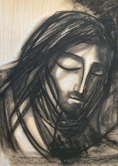 Jesús en el huerto _ Jesus at Getsemani