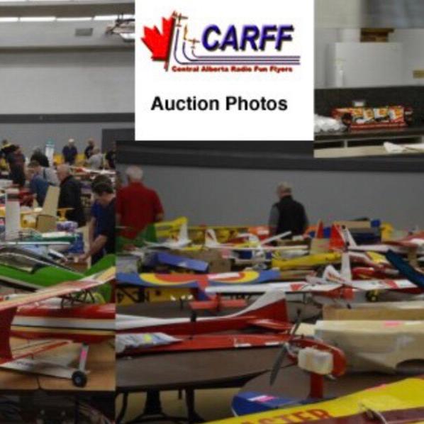 CARFF Auction 2021