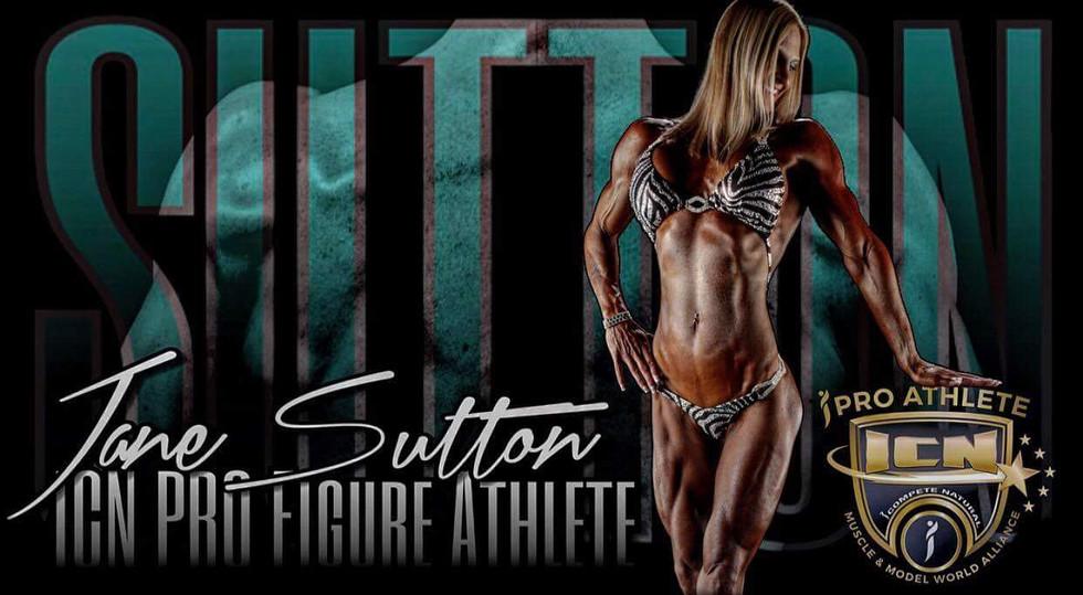 Jane Sutton Pro Athlete INBA