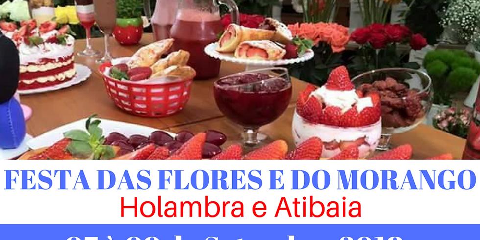 FESTA DAS FLORES E DO MORANGO | Holambra e Atibaia (1)