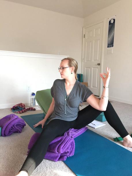 Why We Practice Yoga