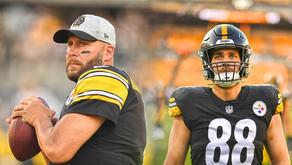Week 2 - Steelers vs. Lions Preseason Top Performers