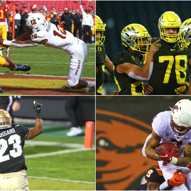 2020 College Football Week 10 Summary - The PAC-12 Edition