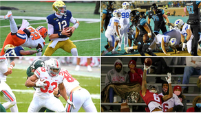 2020 College Football Week 14 Summary - The Elite Edition