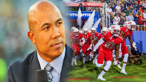 Hines Ward Joins the Florida Atlantic Coaching Staff