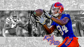 Is Florida's Kyle Pitts College Football's TE1?