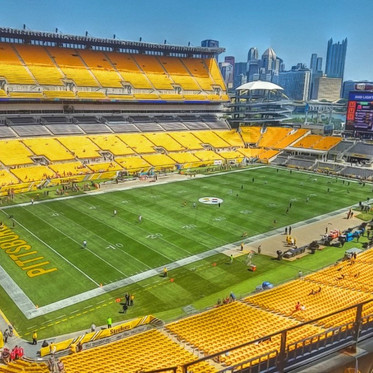 2020 Steelers Training Camp - The Beginning