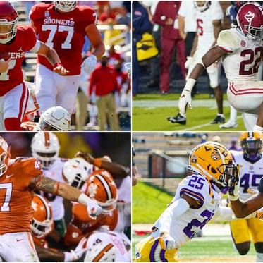 2020 College Football Week 6 Summary