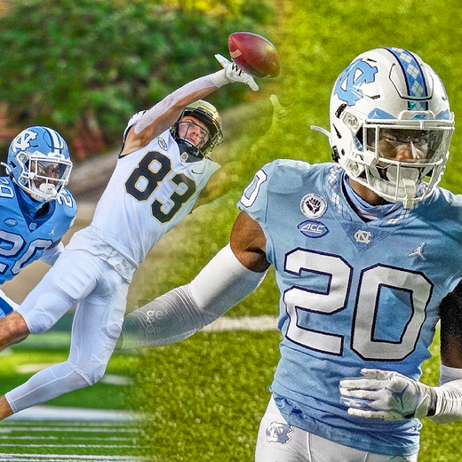 Cornerback Tony Grimes Is Poised To Become One Of The Nation's Best