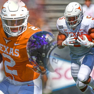 The Longhorns Backfield Is College Football's Finest