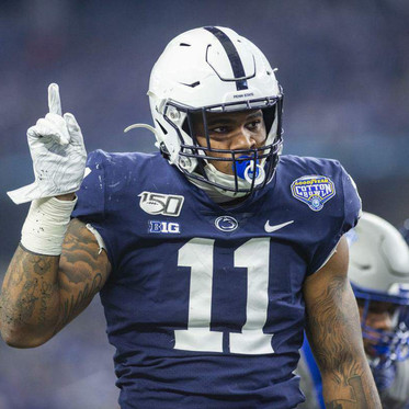2021 NFL Draft Prospect - LB Micah Parsons