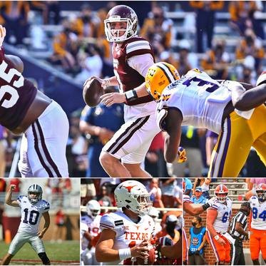 2020 College Football Week 4 Summary