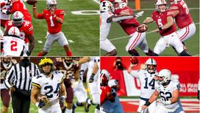2020 College Football Week 8 Summary - The Big Ten Edition