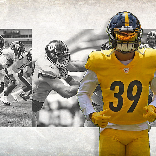 2020 Steelers Training Camp Summary - Second Day In Pads