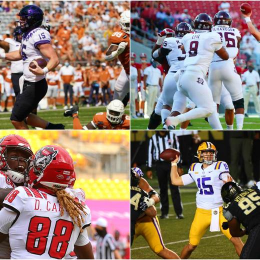 2020 College Football Week 5 Summary