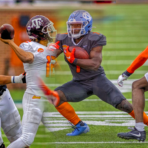 The 4 Most Impactful Players Of The 2021 Reese's Senior Bowl