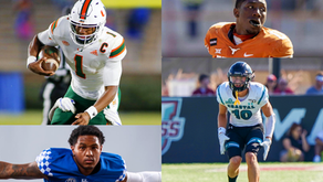 The Faces Of The NIL Generation In College Football