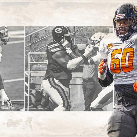 OL David Moore - 2021 NFL Draft Prospect Interview