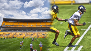 2021 Steelers Training Camp Summary - First Day In Pads