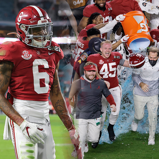 Three Things We Learned From The 2021 National Championship Game