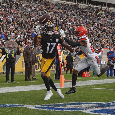 Making The Case For Deon Cain As The Steelers Deep Threat Receiver