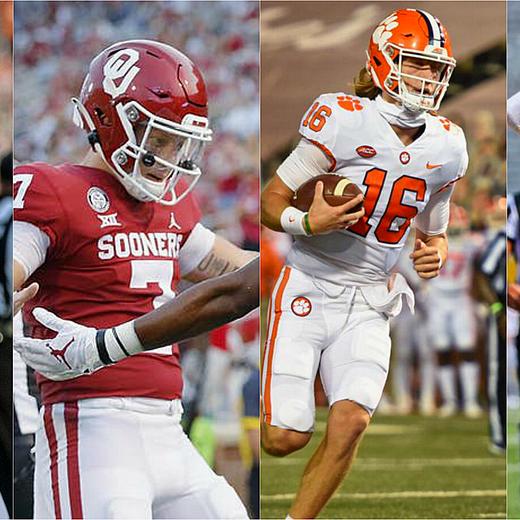 2020 College Football Week 2 Summary
