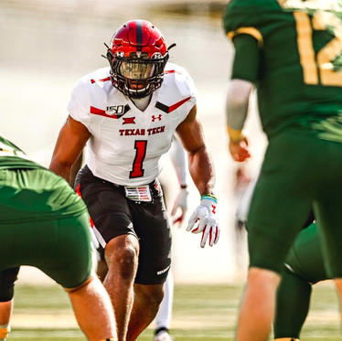 2020 NFL Draft Profile - LB Jordyn Brooks