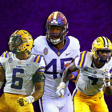 LSU's Linebacking Unit Should Have The Nation's Attention