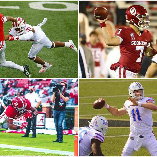 2020 College Football Week 12 Summary