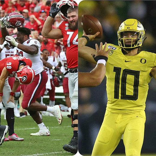2019 College Football Week 7 Summary and Honor Roll List