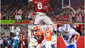 2020 College Football Week 7 Summary