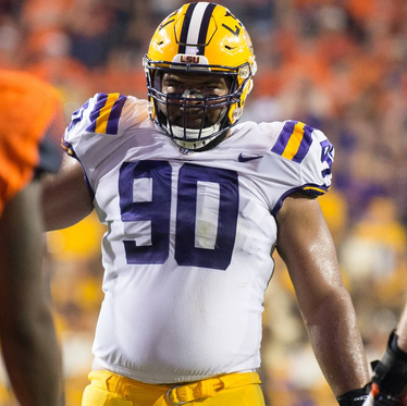 2020 NFL Draft Profile - DL Rashard Lawrence