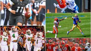 2020 College Football Week 3 Summary