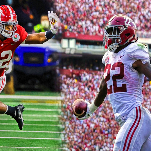 """Analyzing 2021 First Round Pick Najee Harris - The """"Factorback"""""""