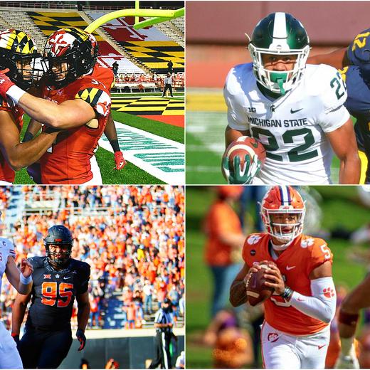 2020 College Football Week 9 Summary