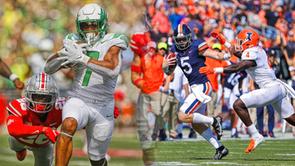 2021 College Football Week 2 Top Performers