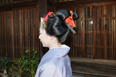 江戸時代後期 娘島田