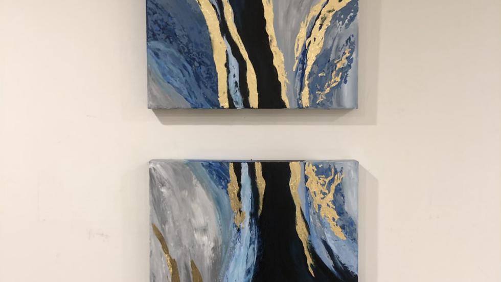 Gold &  Blue Rapsody