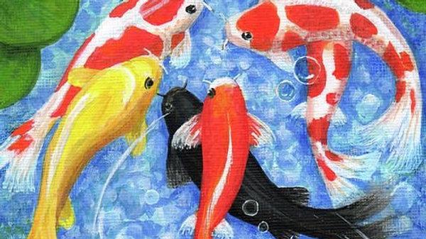 Koi Fish 4