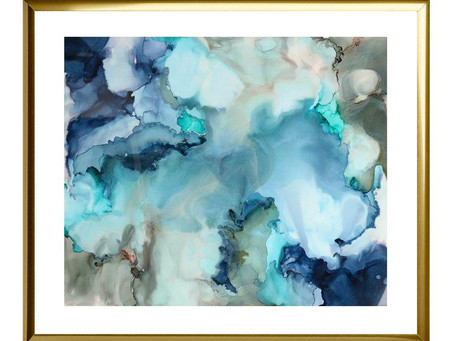 Transforming your Home with Custom Made Art Part 1 - Pastel Colours