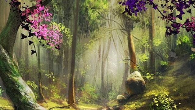 Beautiful Trees 2