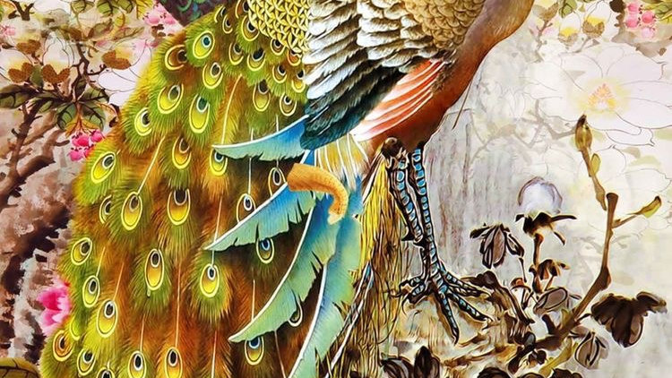 Beautiful Birds 4