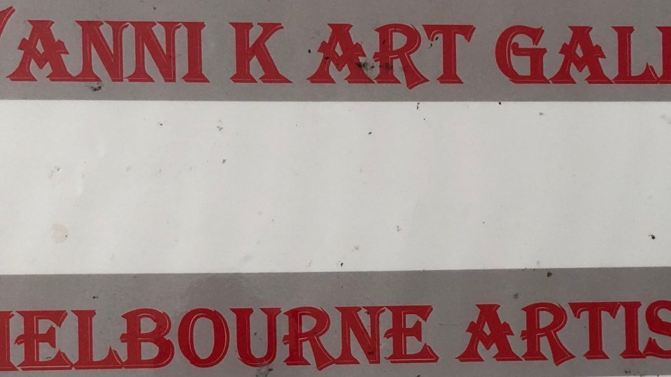 MELBOURNE ARTIST