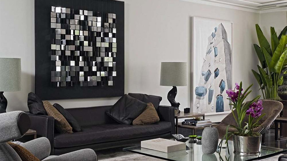 Custom Made Abstract  Composition Home Decor Range