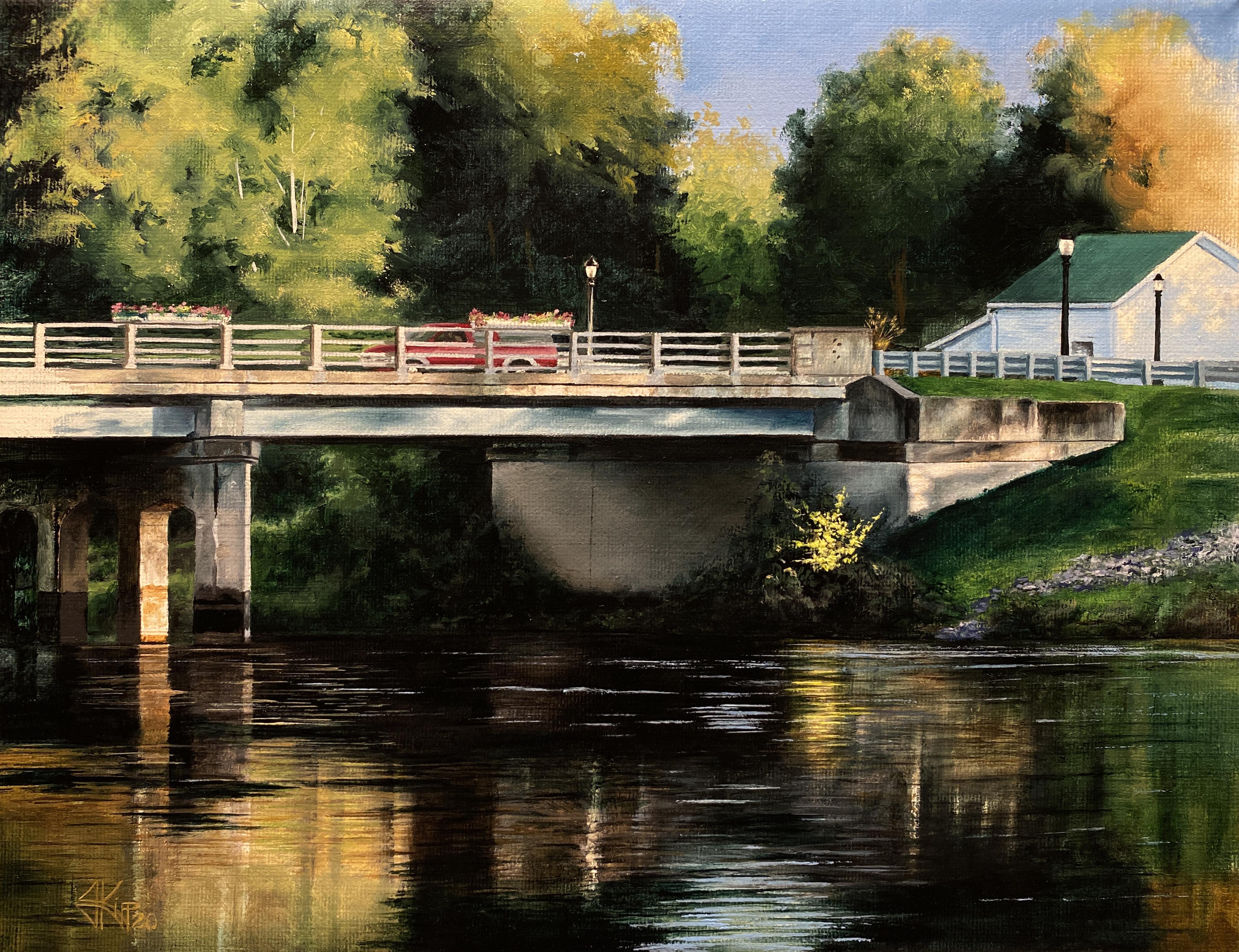 Dimondale Bridge