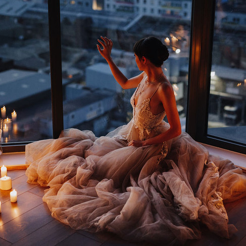 Vagabond Bridal  x  ByChenai