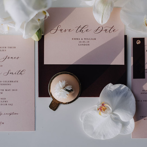 ByChenai's Guide to the Aisle : 5 Wedding Stationary considerations to make