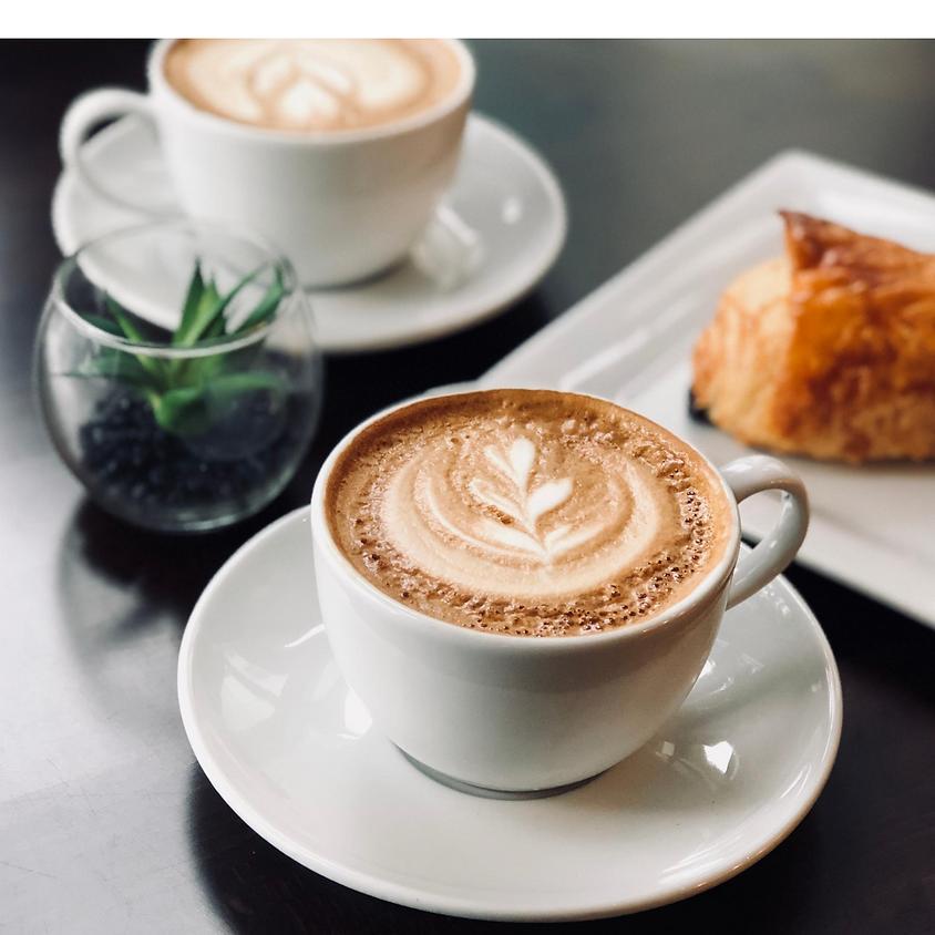 Casual Coffee Morning